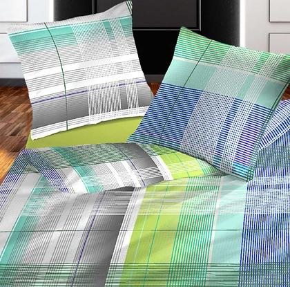lotus seersucker bettw sche sorina gr n bettw sche shop. Black Bedroom Furniture Sets. Home Design Ideas