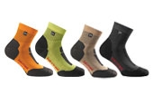Rohner trek`n travel Socken